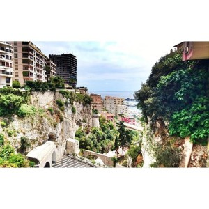 For those who are tired of my endless photos of the sea) #monaco #cotedazur